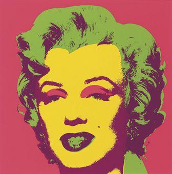 Marilyn Monroe (Marilyn) (F. & S. II.21)