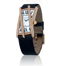 CARTIER, TANK CRASH  LADY'S PI