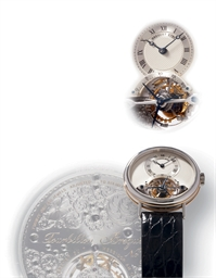 BREGUET, TOURBILLON MESSIDOR