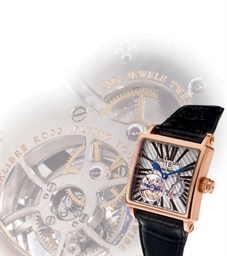ROGER DUBUIS, GOLDEN SQUARE TO