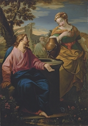 Christ and the Woman of Samari