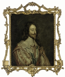 Portrait of Charles I (1600-16