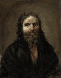 A study of a bearded man