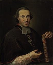 Portrait of a Cardinal, half-l
