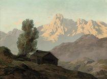 Mount Urirostock, Switzerland