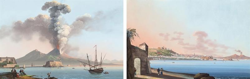 Eruzione di cenere del 1822; a