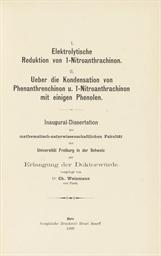 WEIZMANN, Chaim Azriel (1874-1