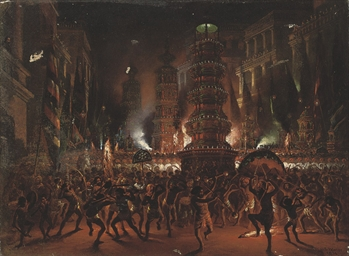 A Muhurram procession