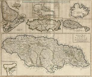 SENEX, John (d.1740). A New Ma
