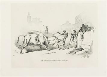 GAIL, Wilhelm (1804-1890).  Er