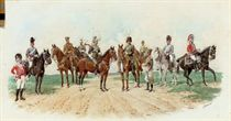 The 21st Lancers with their predecessors the 21st Hussars and the 21st Light Dragoons