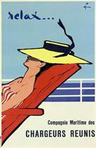 RENÉ GRUAU (RENATO DE ZAVAGLLI, 1909-2004)