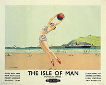 THE ISLE OF MAN, DOUGLAS SANDS