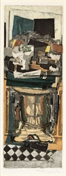 Braque, Nature morte (Ginestet