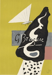 AFTER GEORGES BRAQUE (1882-1963)