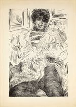[Portrait of a Seated Woman]