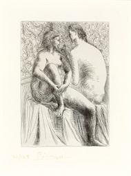 Deux femmes nues (Bloch 132; B