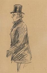 Monsieur au chapeau