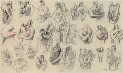 Studies for Sculpture