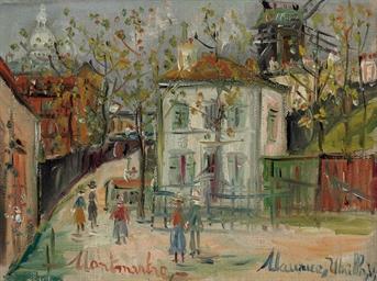 Le maquise de Montmartre