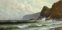 Cliffs at North Head, Grand Manan, New Brunswick