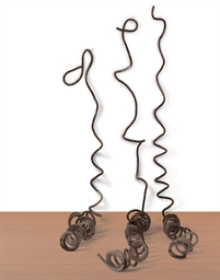 Three Lead Coils