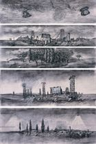 Drawings from Il Ritorno d'Ulisse (The Return of Ulysses)