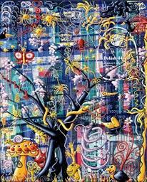 KENNY SCHARF (1958-)