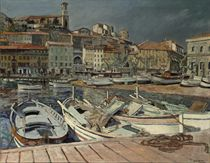 Port de Cannes: Boats in the Harbour of Cannes, France