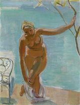 Baigneuse, 1944