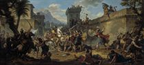 Alexander the Great's conquest in northwestern India