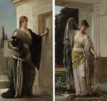 A Pompeian Bride; and A Pompeian Widow