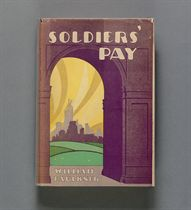 FAULKNER, William Soldiers' Pay New York: Boni & Liveright,