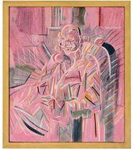 Sketch for Portrait of Edward Lear