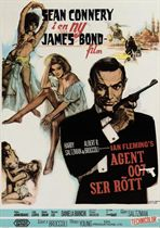 From Russia With Love  Agent 007 Ser Rõtt