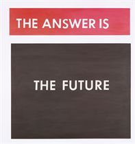The Answer Is The Future