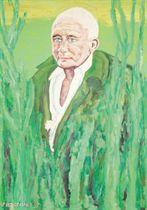 Portrait de Jean Genet