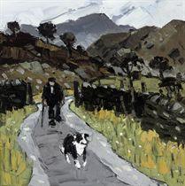 Farmer, Blaen Nantmor