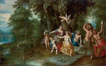 Bacchus, Venus and Ceres - An Allegory of Autumn