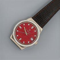 """An """"Eterna-Matic"""" wristwatch"""