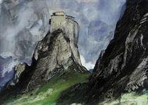 The monastery of Saint Nikolaos on the Mountain of the Holy Spirit of Meteroa