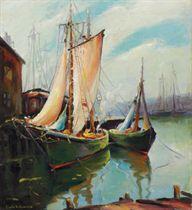 Emile Albert Gruppe (AMERICAN, 1896-1978)