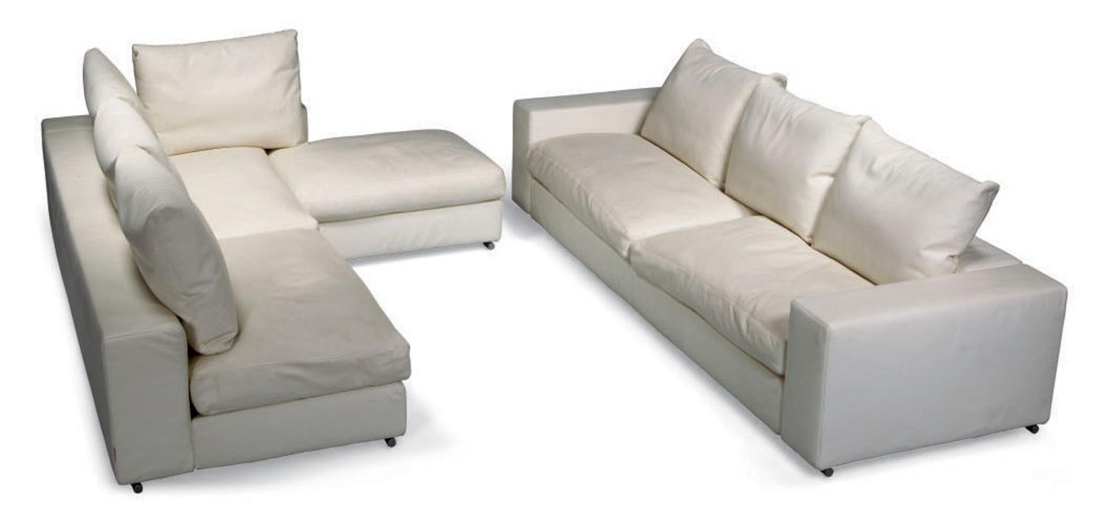 antonio citterio ne en 1950 pour flexform mobilier de salon 39 groundpiece 39 le modele cree en. Black Bedroom Furniture Sets. Home Design Ideas