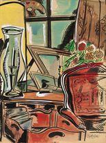 Leroy Leveson Joseph Laurent De Maistre (1894-1968)