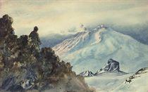 Mount Erebus and Castle Rock