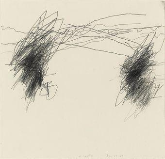 William Anastasi, Subway Drawings