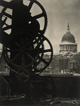 St. Paul's and Cogs, c.1904