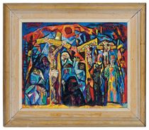 Study for Crucifixion Composition