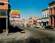 Lounge Painting, Gila Bend, Arizona; and Sundries, Las Vegas, New Mexico, 1983-1989
