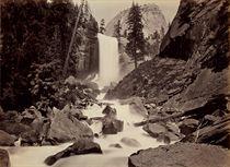 Vernal Fall, 300 ft., Yosemite Valley, 1878-1881